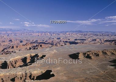 Canyonlands, UT, USA Stock Photo