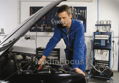 Auto mechanic porn