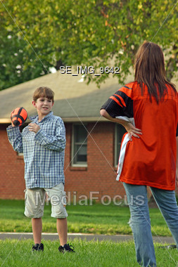 children playing backyard football image se img 9642 children