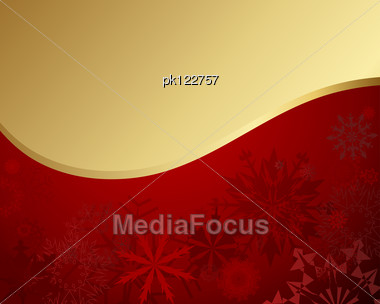 christmas and new year background vector illustration stock photo