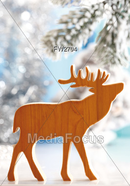 Reindeer Wood Patterns Free