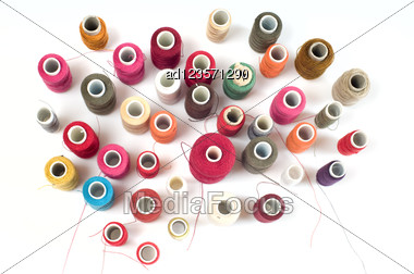coil of string Stock Photo