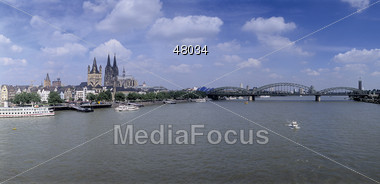 Cologne Germany Stock Photo