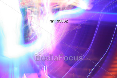 Colorful Beautiful Abstract Picture. Stock Photo