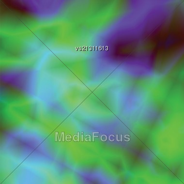 Colorful Illustration With Abstract Multicolor Background For Your Design Stock Photo