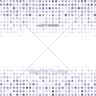 Comics Book Background. Halftone Patterns. Blue Dotted Background Stock Photo