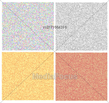 Comics Book Background. Halftone Patterns. Dotted Background Stock Photo