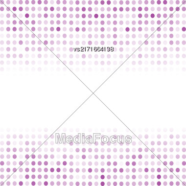 Comics Book Background. Halftone Patterns. Pink Dotted Background Stock Photo