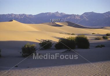 Death Valley Nevada USA Stock Photo