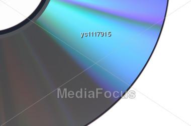 Disk Shoot Closeup Stock Photo
