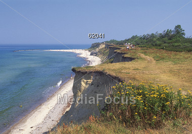 Eastern Coast, Germany Stock Photo