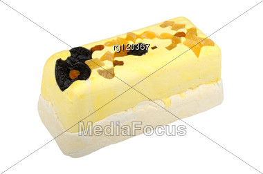 Eastern Dessert With Dried Fruits Stock Photo