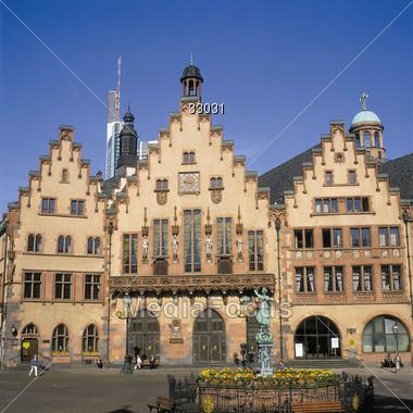 Stock Photo European Townhomes Image 33031 European