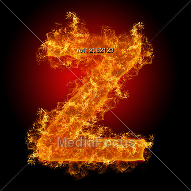 8x12 FT Letter S Vinyl Photography Backdrop,Fire Letter Uppercase S with Fiery Hot Flames Charred Symbol and Background Background for Baby Birthday Party Wedding Studio Props Photography