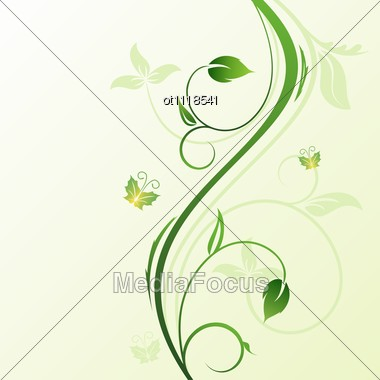 Keywords abstract Artwork background birthday border branch butterfly card