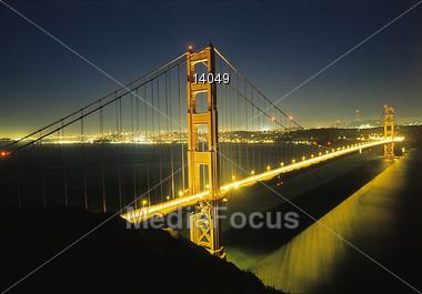 Golden Gate Bridge, San Francisco, USA Stock Photo