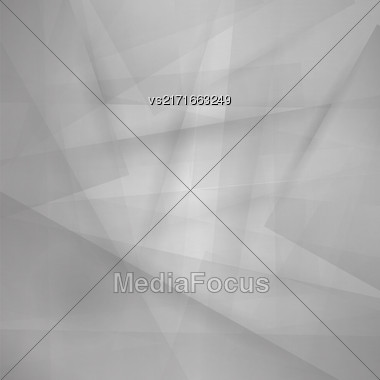 Gray Line Background. Abstract Gray Line Pattern Stock Photo
