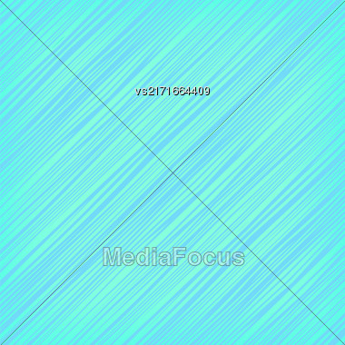 Green Diagonal Lines Background. Abstract Green Diagonal Pattern Stock Photo
