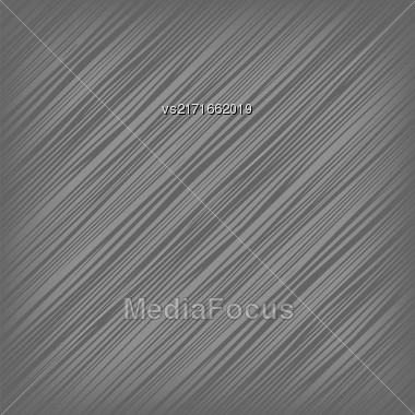 Grey Diagonal Lines Background. Abstract Grey Diagonal Pattern Stock Photo