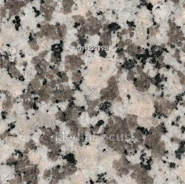 Grey Granite Stock Photo