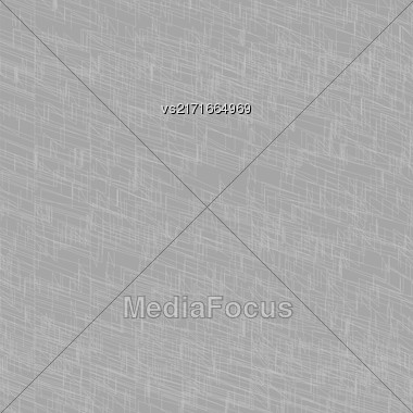 Grey Grunge Paper Background. Vintage Textured Line Pattern Stock Photo