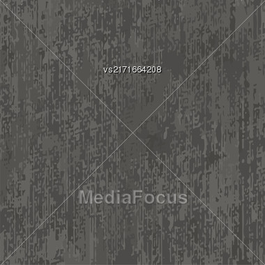 Grey Grunge Textured Wall. Abstract Grey Background Stock Photo