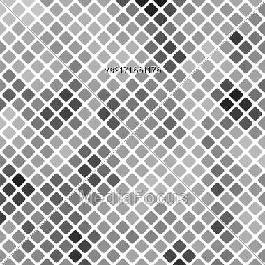 Grey Square Pattern. Abstract Grey Square Background Stock Photo