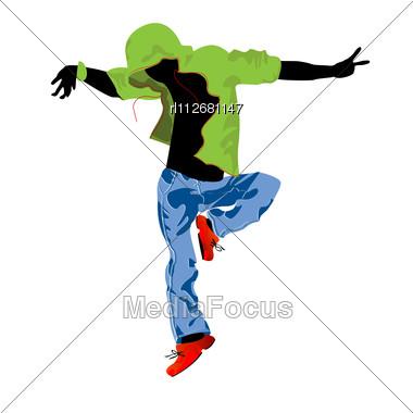 Keywords: groove dance action silhouette dancer boy activity music soprt ...