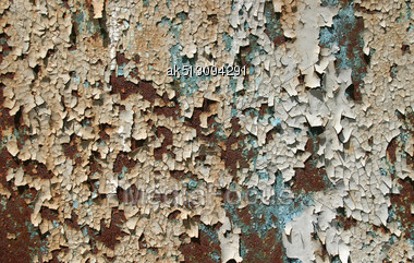 Grunge Background Of Metal Blade Stock Photo