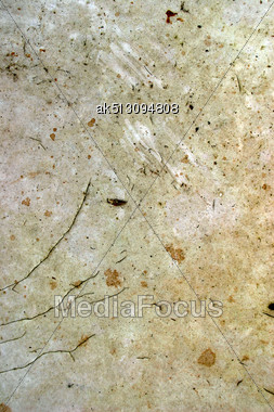 Grunge Dirty Surface With Spots Stock Photo