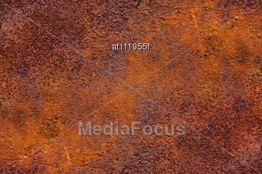 Grunge Rusty Metal Background Stock Photo