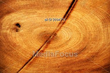 Grunge Texture Of Cracked Wood Stock Photo