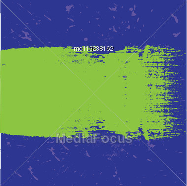 Grunge Vector Background Stock Photo