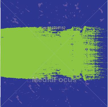 Grunge Vector Background Stock Photo