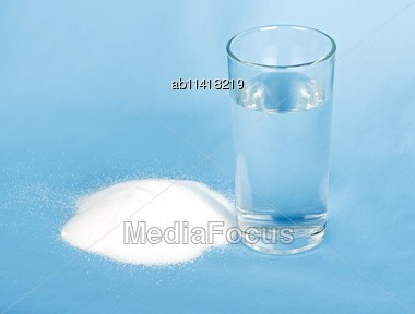 Health Care Concept - The Importance Of Alkalizing Stock Photo