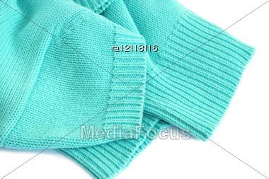 Homemade Knitwear Stock Photo
