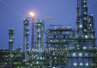 Industry and Energy Stock Photo