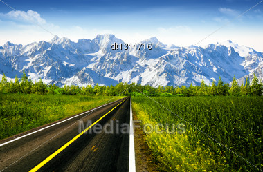 Infinity, Abstract Environmental Backgrounds Stock Photo