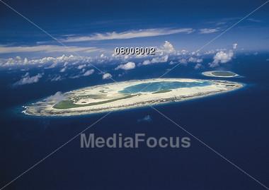 Island - Emirantes Stock Photo