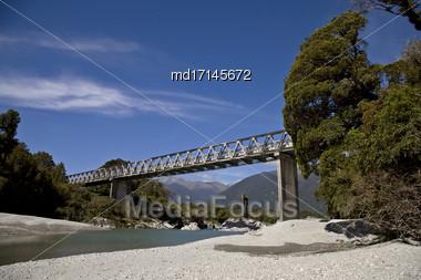 Jackson Bay New Zealand South Island West Coast Stock Photo