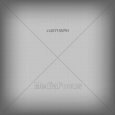 Line Paper Texture. Grey Line Paper Background Stock Photo