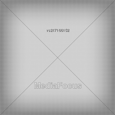 Line Paper Texture. Grey Square Paper Background Stock Photo
