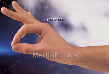 stock photo male hand gesture for superb clipart image