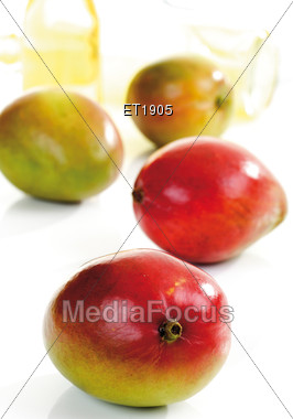 Mangos Stock Photo