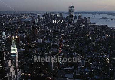 Manhattan, NY, USA Stock Photo