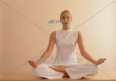 relax leisure adult Stock Photo