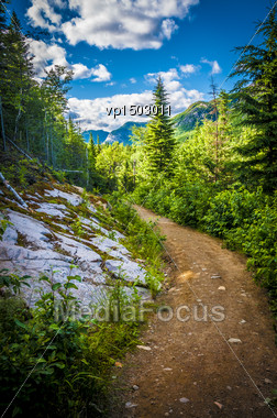 National Park Grands Jardins Charlevoix Quebec Canada Stock Photo