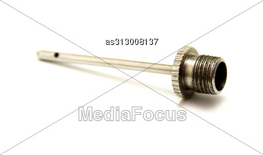 Needle For A Ball Rating Stock Photo