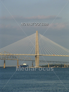 water structure architectural Stock Photo
