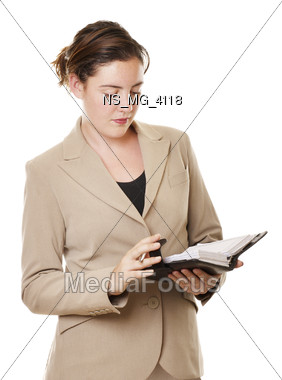 professionals expression face Stock Photo